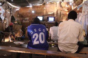 Video halls Uganda